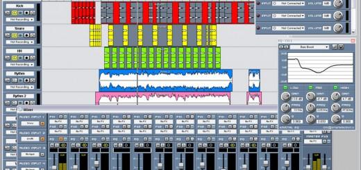 Kristal Audo Engine 1.0 - Kostenloses Programm zur Aufnahme am Pc