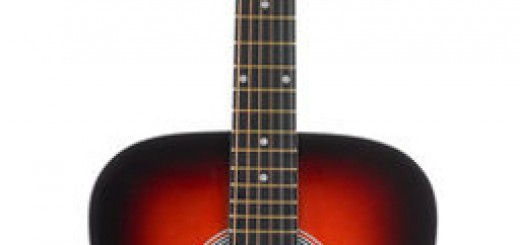 Fender Squier SA-105 SB (sunburst)